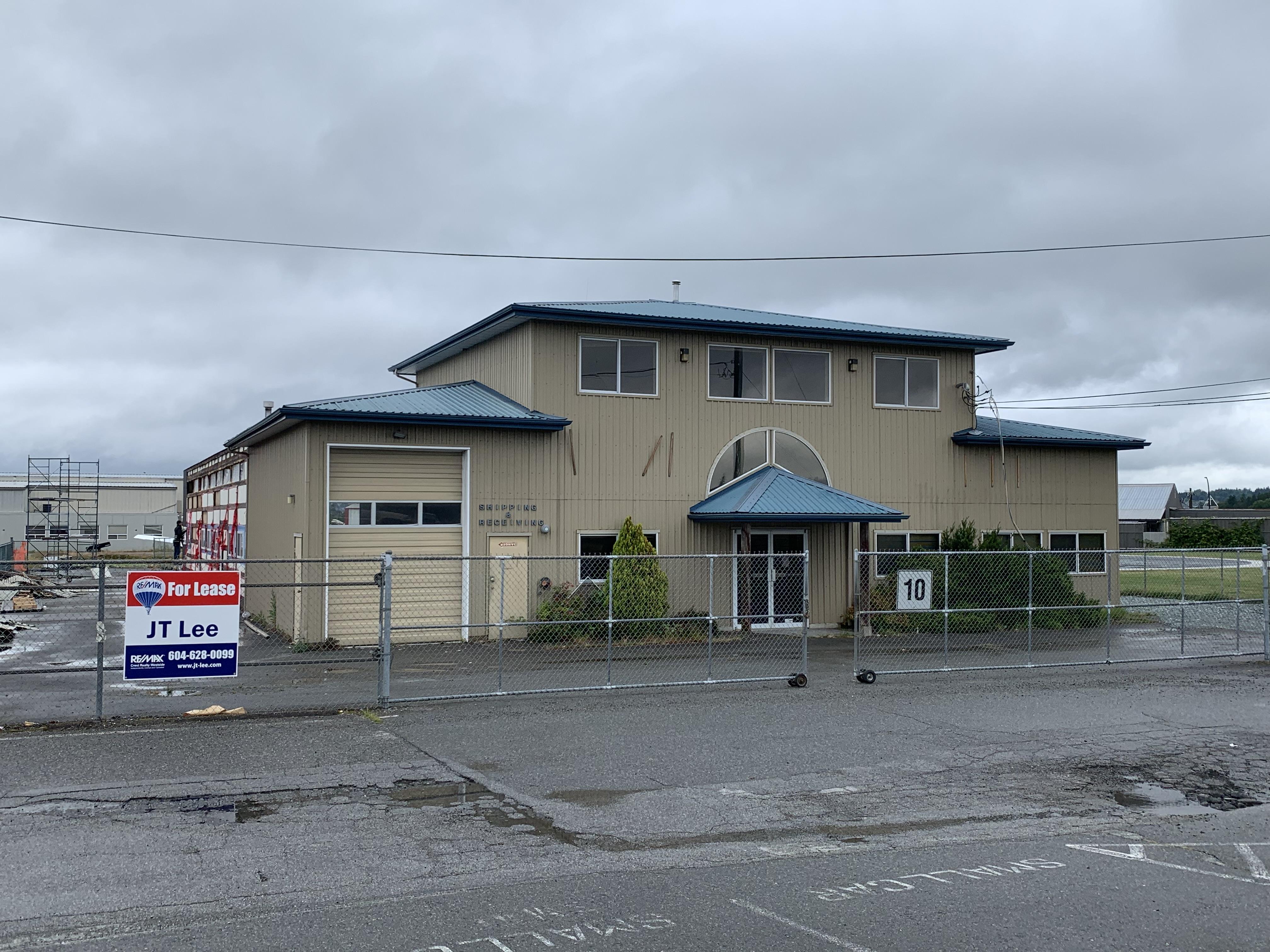 Hangar 10 – 5225 216 Street, Langley Airport