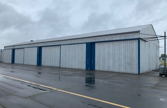 North End of Hangar 26, Langley Airport