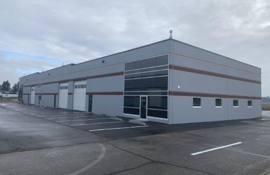 Hangar 110 – 1205 Townline Road, Abbotsford Airport